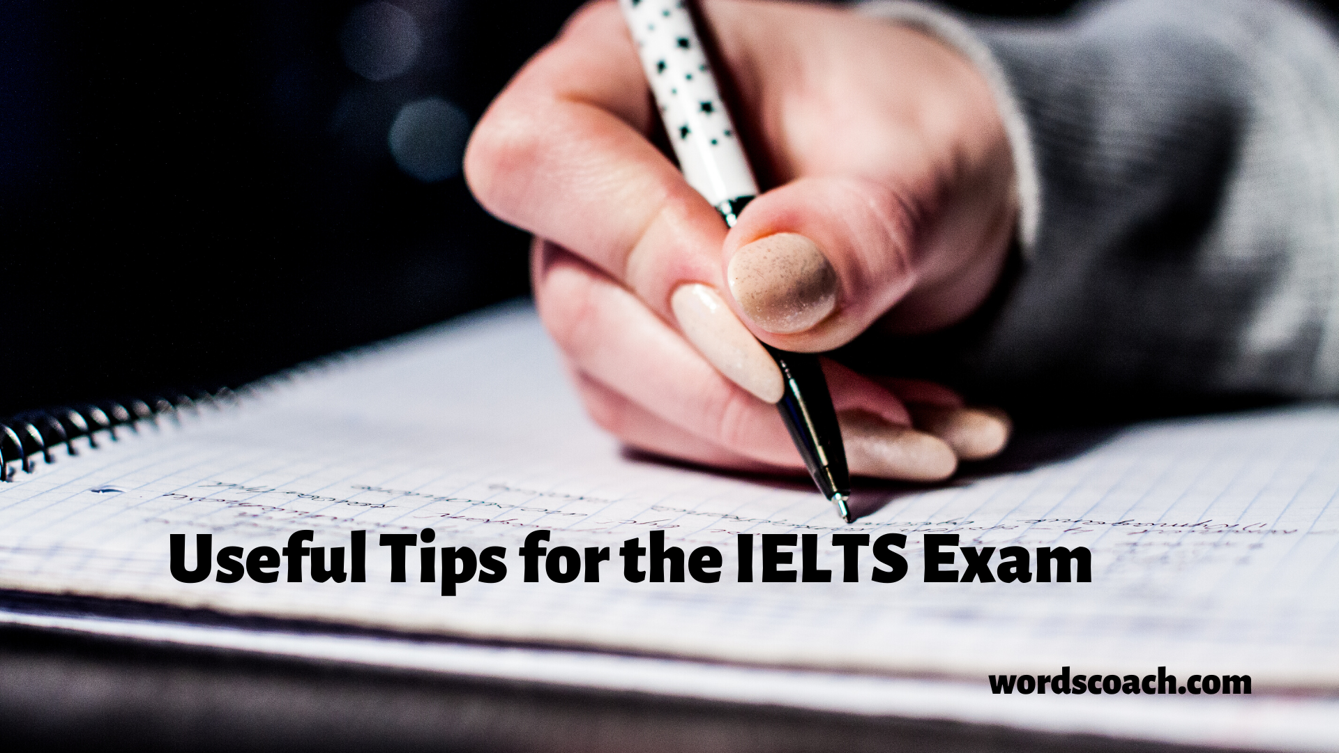 Useful tips for every section of the IELTS exam