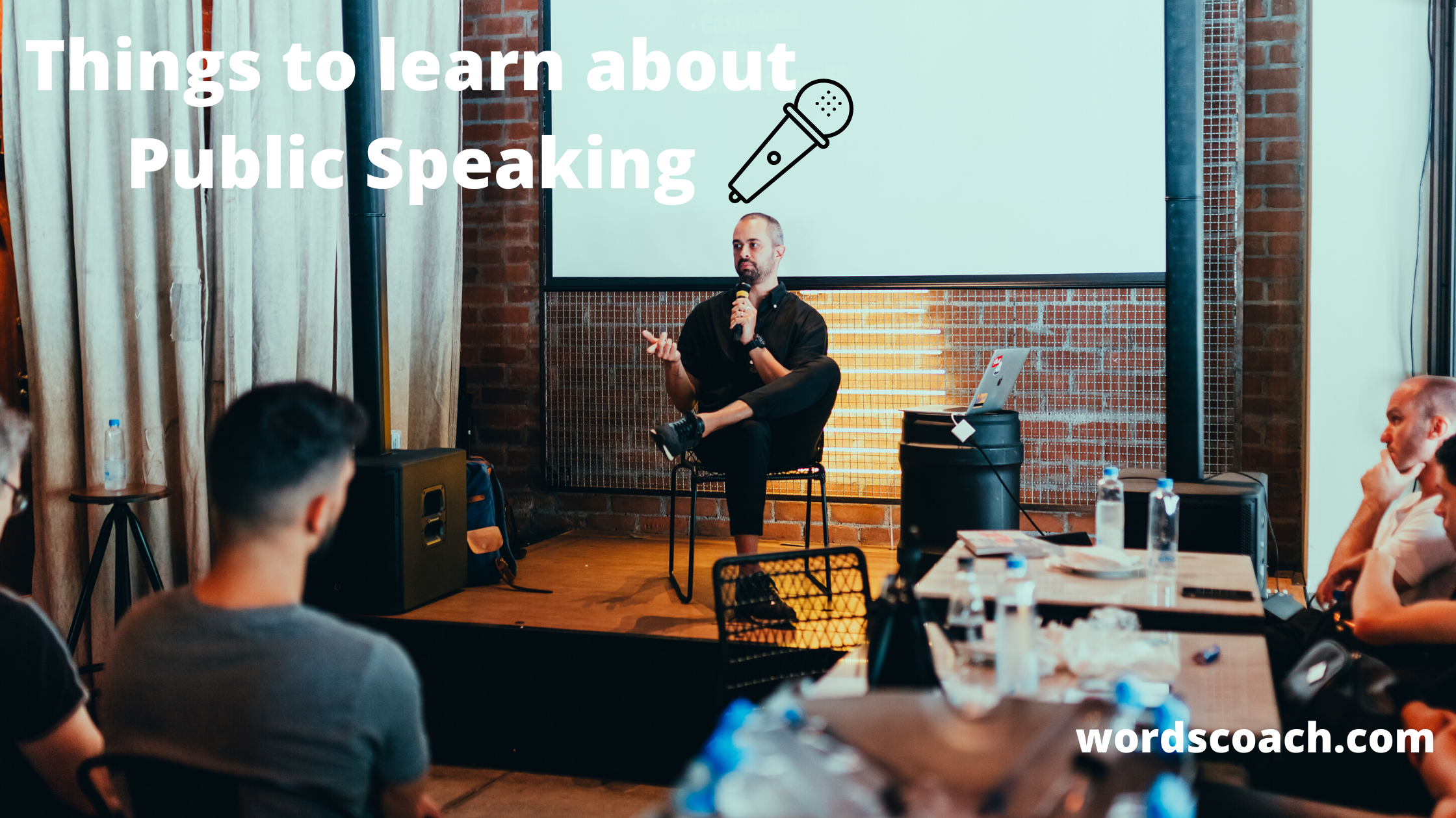 How Public Speaking Can Amend Your Life?